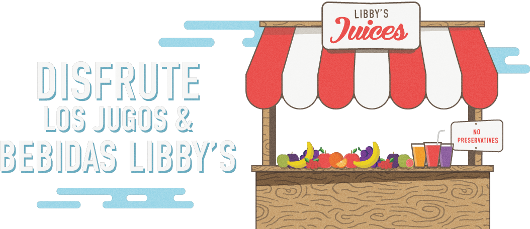 Enjoy Libby's Juices and juice drinks